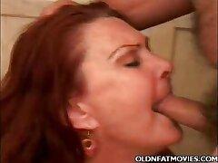 Redhead Mature Milks Cum