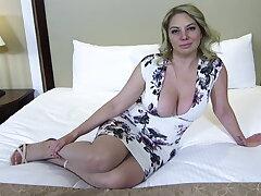 Big ass added to Bristols blonde MILF