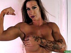 Fbb Tanya Curvy Muscle Babe