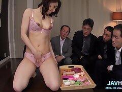 Marina Matsumoto In Japanese Beauties In Undergarments Vol 47