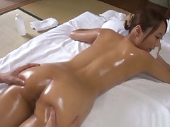 Aoi Matsushima enjoys a breathtaking in an unguarded moment