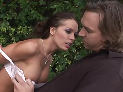 Raunchy Dam Whore Vanessa Byway Gets A Hardc - vanessa lane