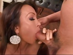 Hot Latin Milf Shows Just How Much She Loves To Screw.
