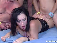 Hot milf is more than horny today ergo she needs more than several unearth