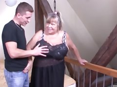 bbw Eva R. wants beside feel young and enduring penis deep inside her cunt