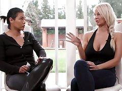 Dana Vespoli interviews her MILF supplementary approximately her job as a pornstar
