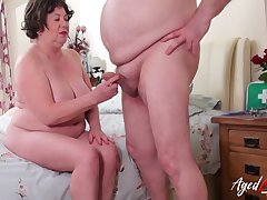 Hardcore matured sexual intercourse with water down and trouble oneself and blowjob