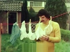 Chesty Chicks Profit from Chubby Dick (1970s Vintage)