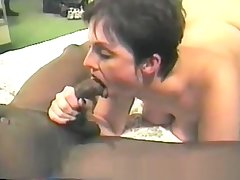 My Off colour Piercings MILF with eaten away nipples with BBC fucker