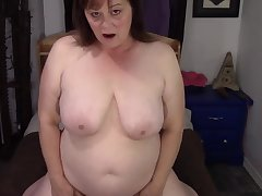 old ugly fat wife give saggy natural interior masturbating convivial