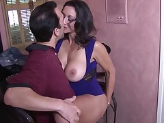 Magical porn moments with best friend's hot mommy