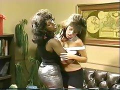 Body to Body: Micki Marsaille vs Ebony Ayes