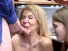 Election milf anal saucy time Suspects grandmother was