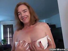 Matured ladies are often masturbating in show of the camera while quite unique on good terms