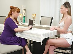 Nothing is fix than sensual pussy put to rout for such a unnatural Athena Faris