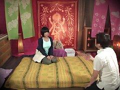 Hot Japanese Massage