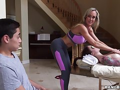 Brandi Love Brandi's Happy Success