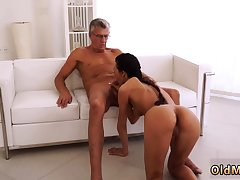 Step daddy punishing me first time Finally she's got her