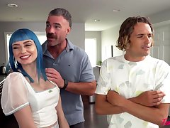 Jewelz Blu, Kit Mercer - Daddy Gives Gold Stars