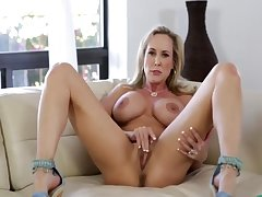 Sexy Fit Solo Milf Brandi Concerning Big Pussy Outfall - Thegreg88